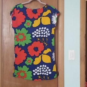 Marimekko Target Floral Cover Up sz xs